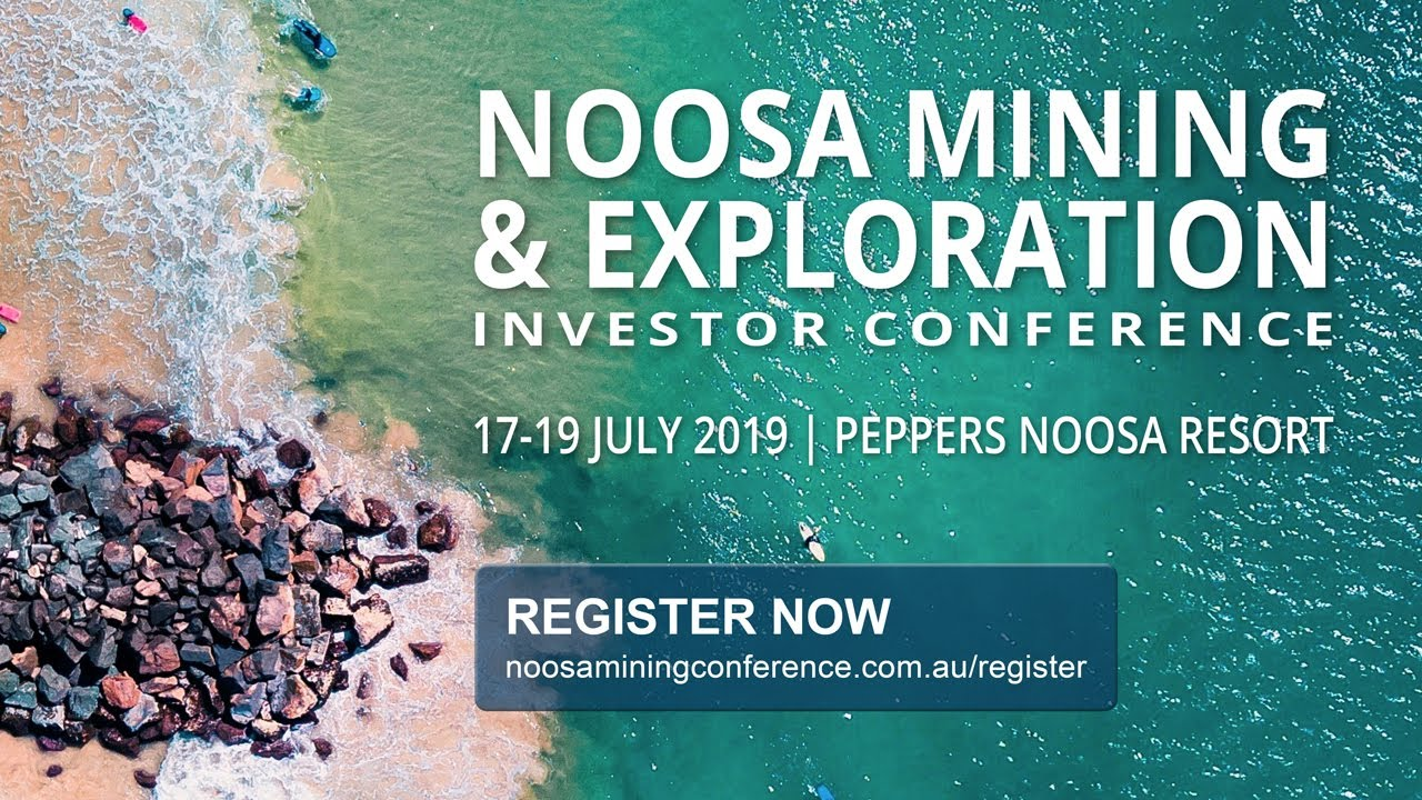 Mining investor conference